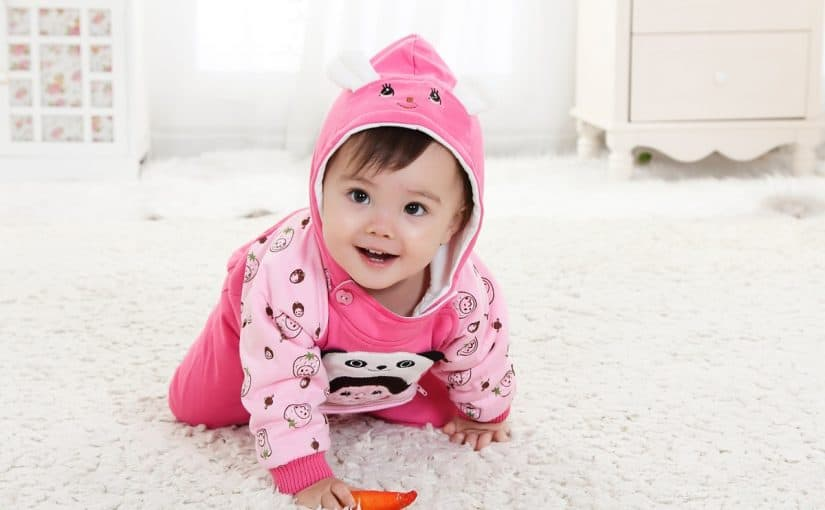 ماذا يلبس المولود الجديد في الشتاء