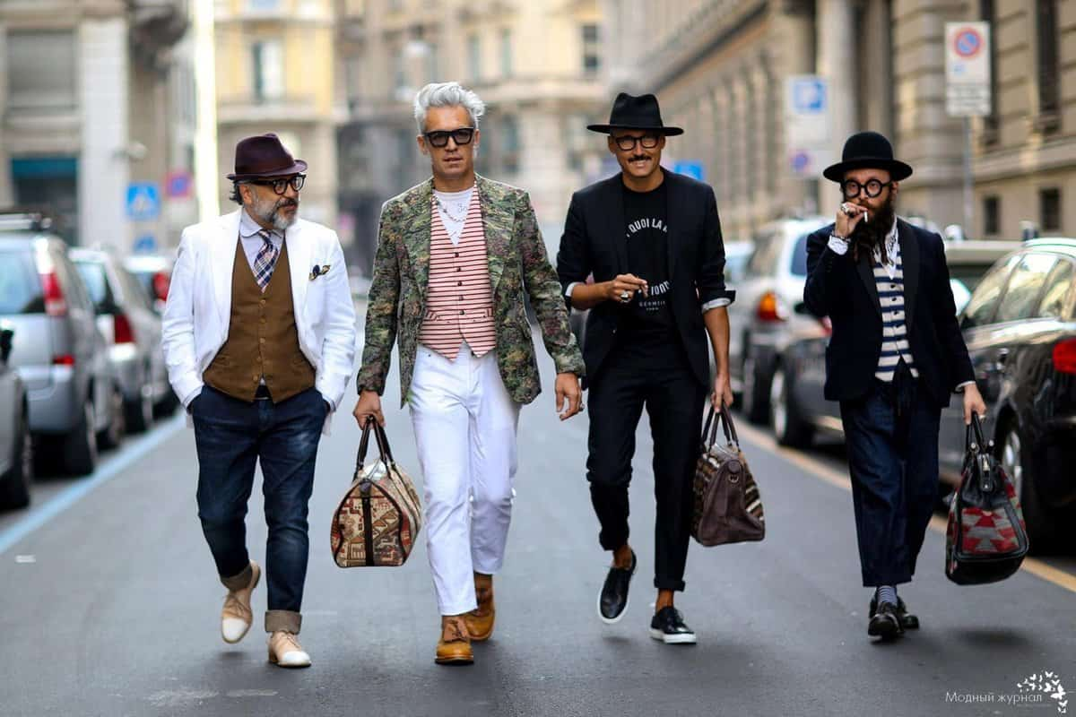 ملابس الايطاليين قديما