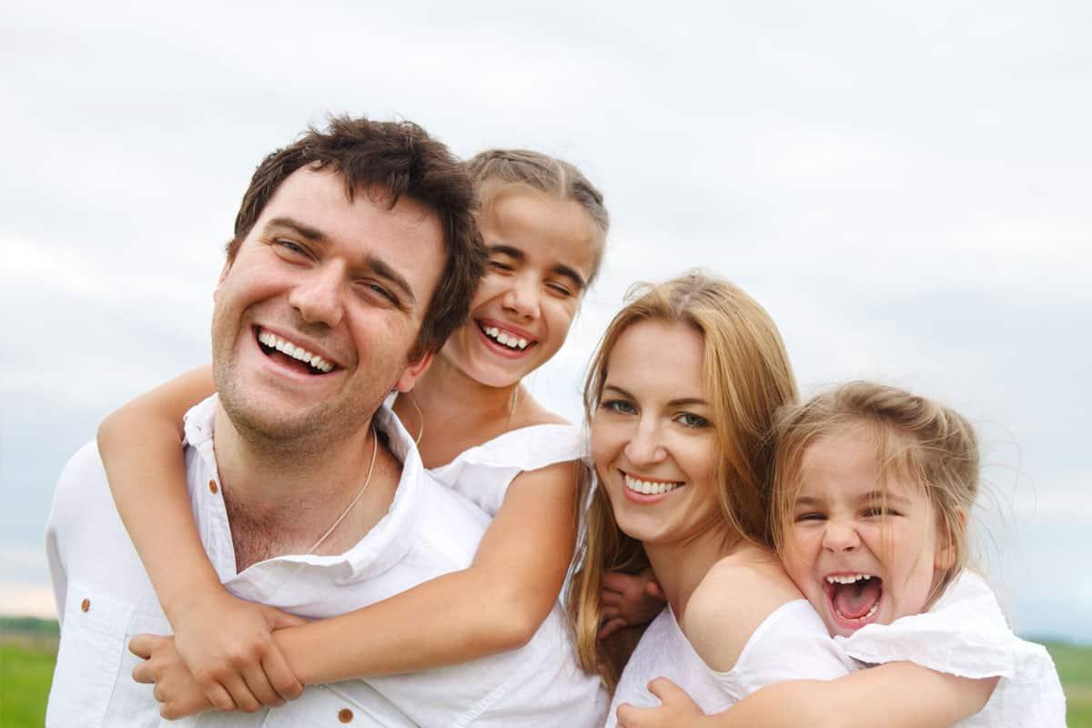 كيف تكون سعيدا فى يومك مع عائلتك