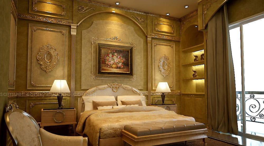 وش أفضل غرف نوم