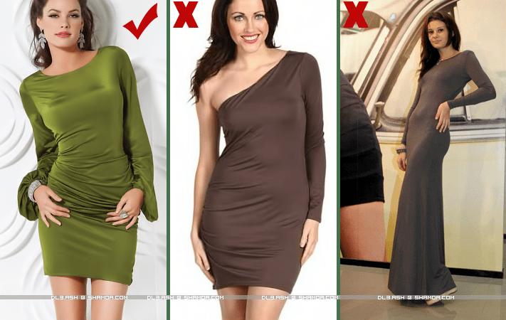صور ملابس أنيقة للجسم المتوسط