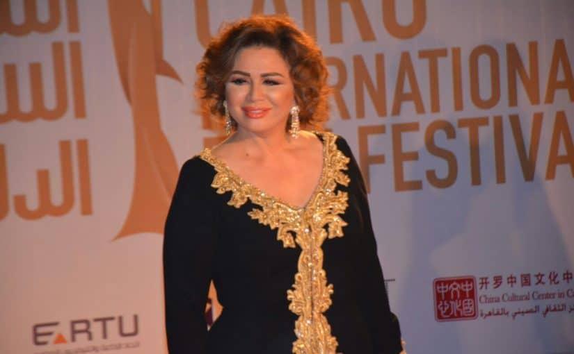 الفنانات فى مهرجان القاهرة 2018
