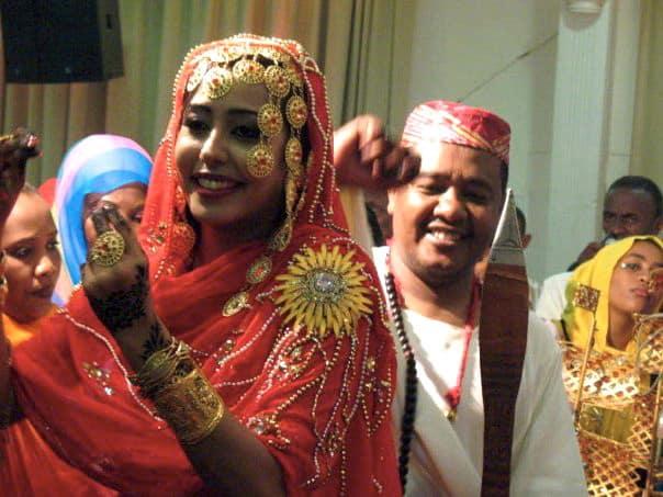صور العرس السودانى