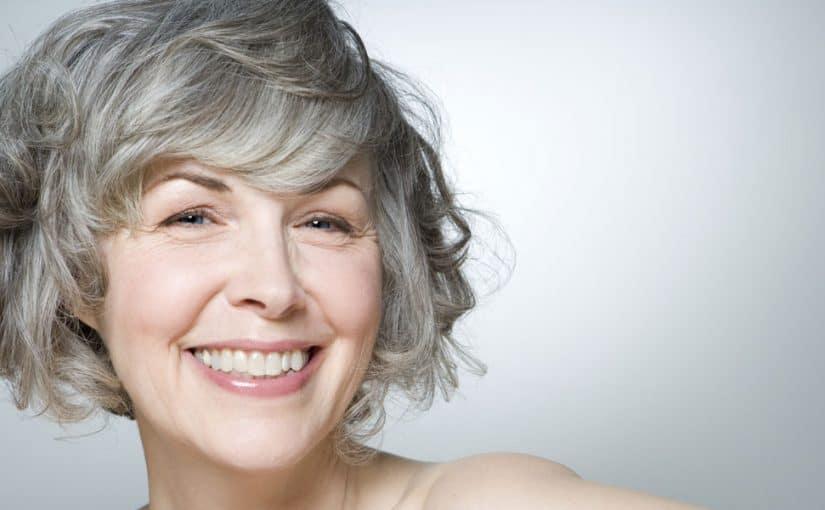 علاج الشعر الأبيض