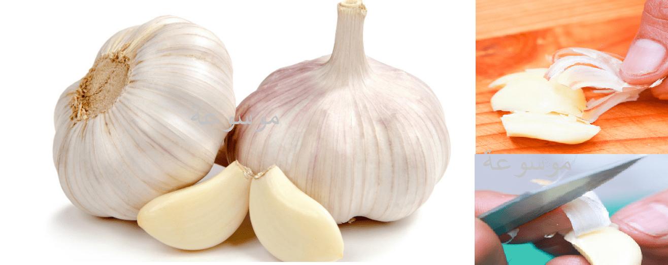 فوائد الثوم- زراعة الثوم- تقشير الثوم -أضرار الثوم