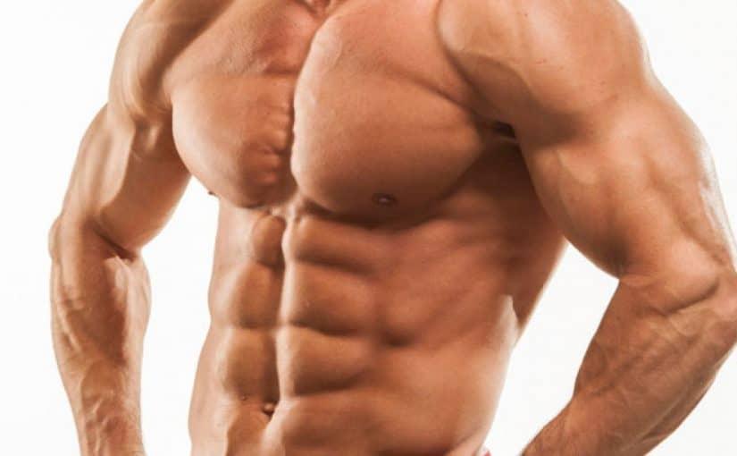 كيفية بناء عضلات البطن