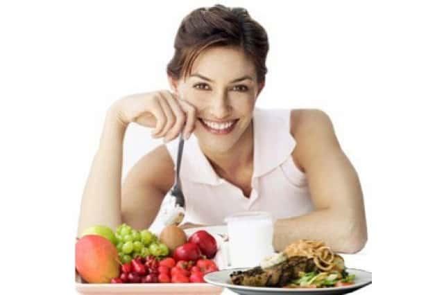 نظام غذائي لزيادة الوزن