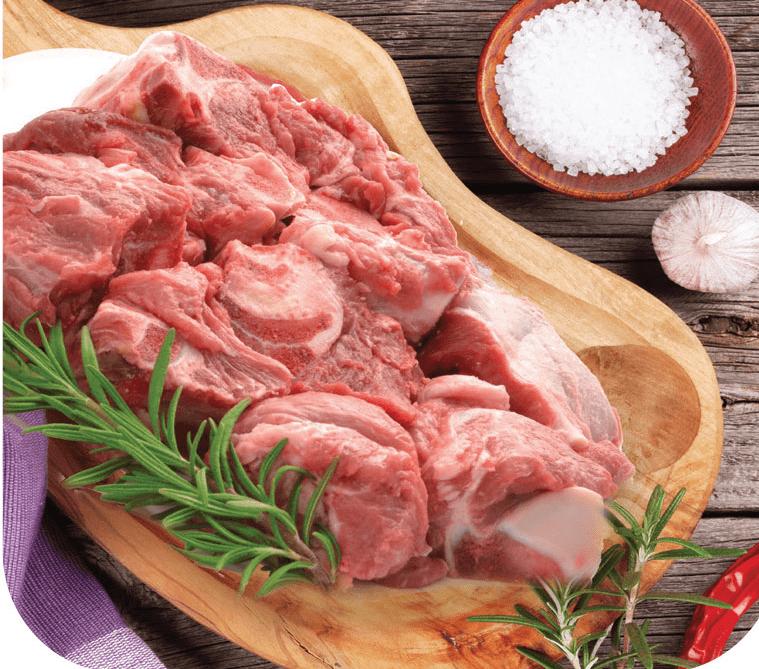 هل اللحم البكستاني في الثلاجة العالمية جيد