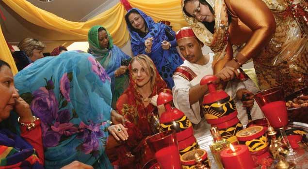 العرس السوداني