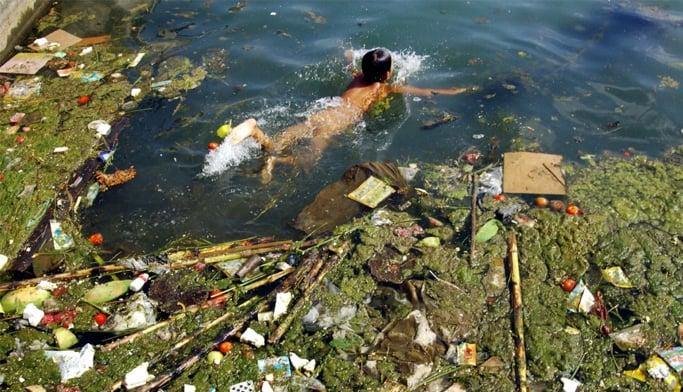 التلوث الخلقي- من مظاهر تلوث البيئة