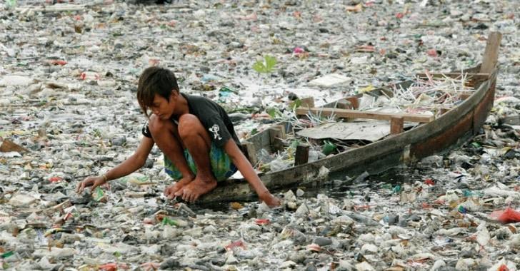 تلوث البيئة- تلوث المياه