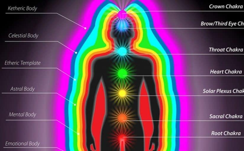 الطاقة الايجابية في جسم الانسان