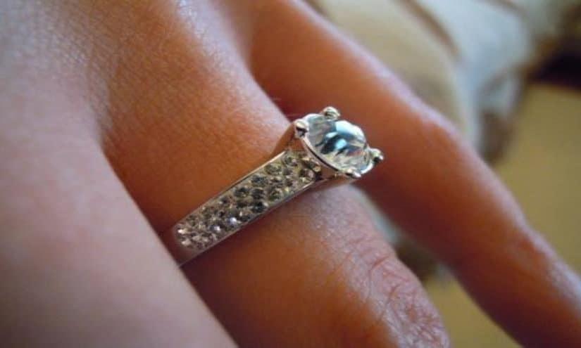 تصغير حجم الخاتم
