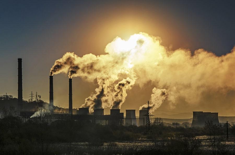 اسباب تلوث الهواء