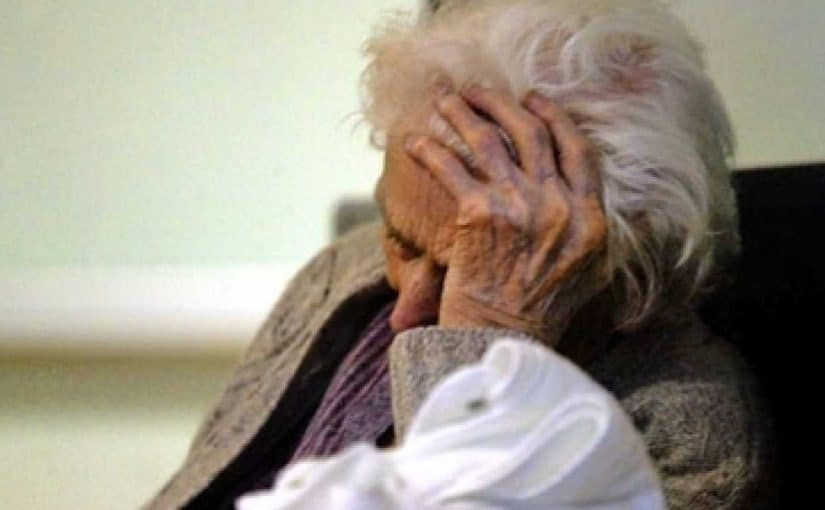 اعراض الجلطة كبار السن