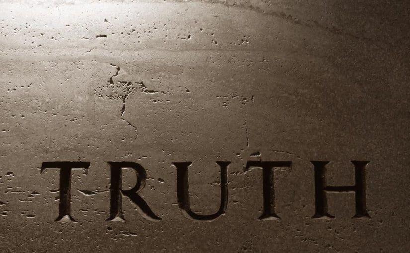 بحث عن الصدق