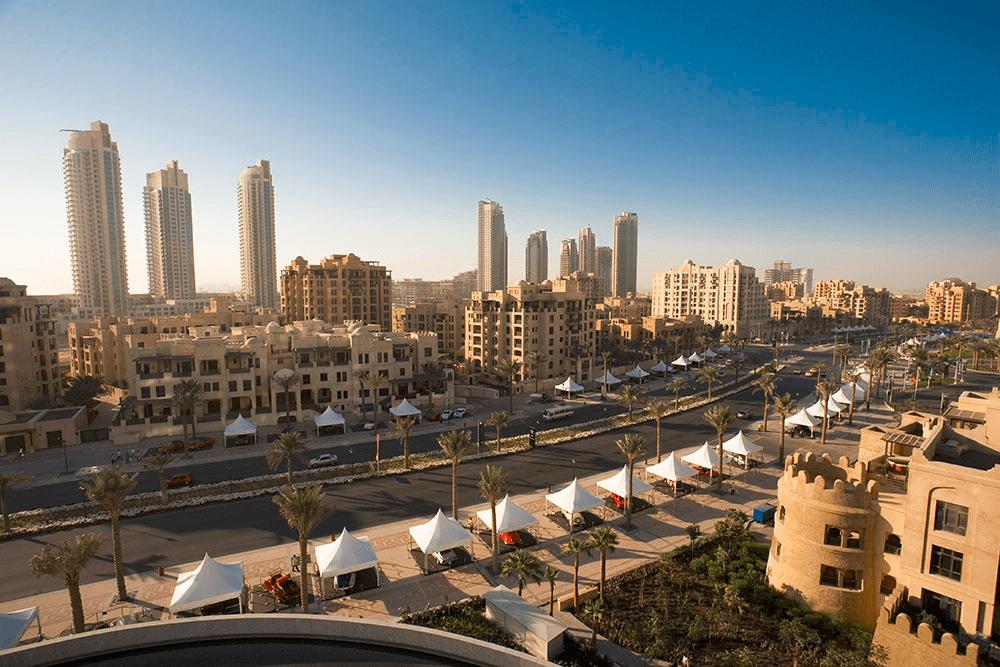 موقع ومميزات بوليفارد دبي