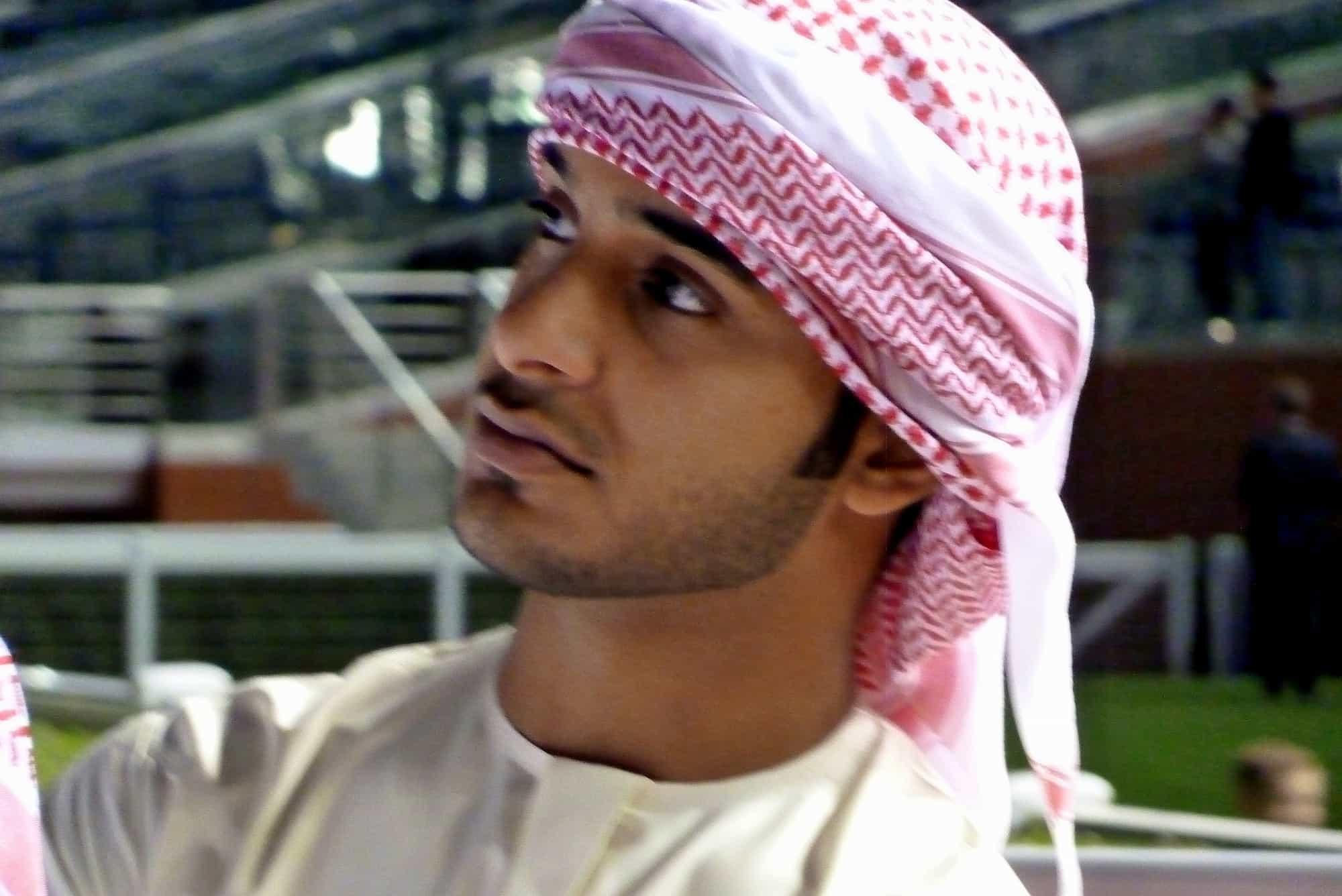 شخصيات اماراتية مشهورة