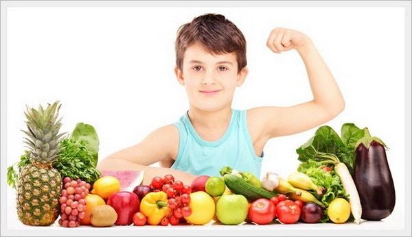 فيتامين للاطفال للذكاء