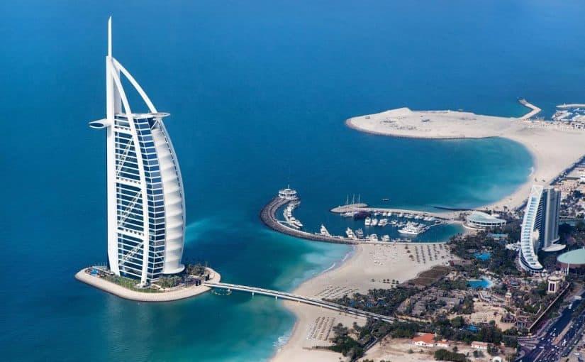 كيف تطورت دبي