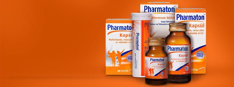 دواعي استعمال حبوب فارماتون المكمل الغذائي Pharmaton موسوعة