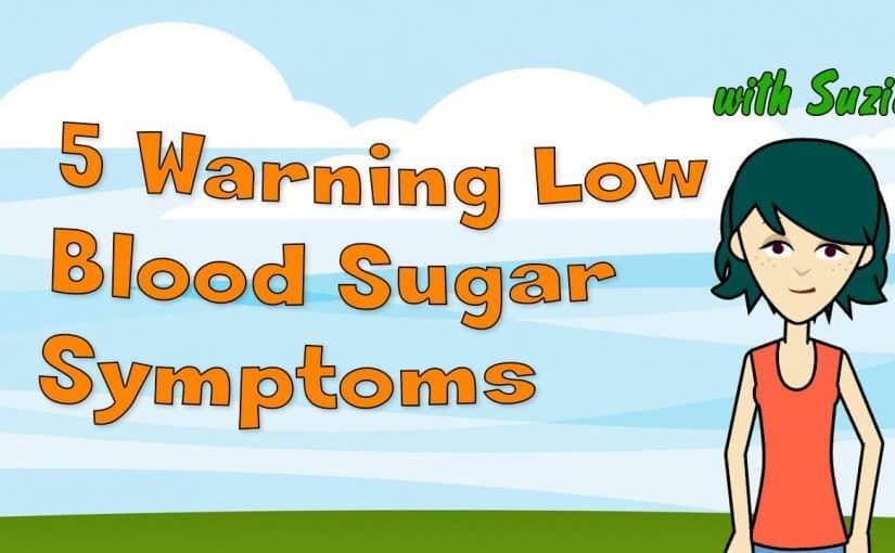 أعراض السكر