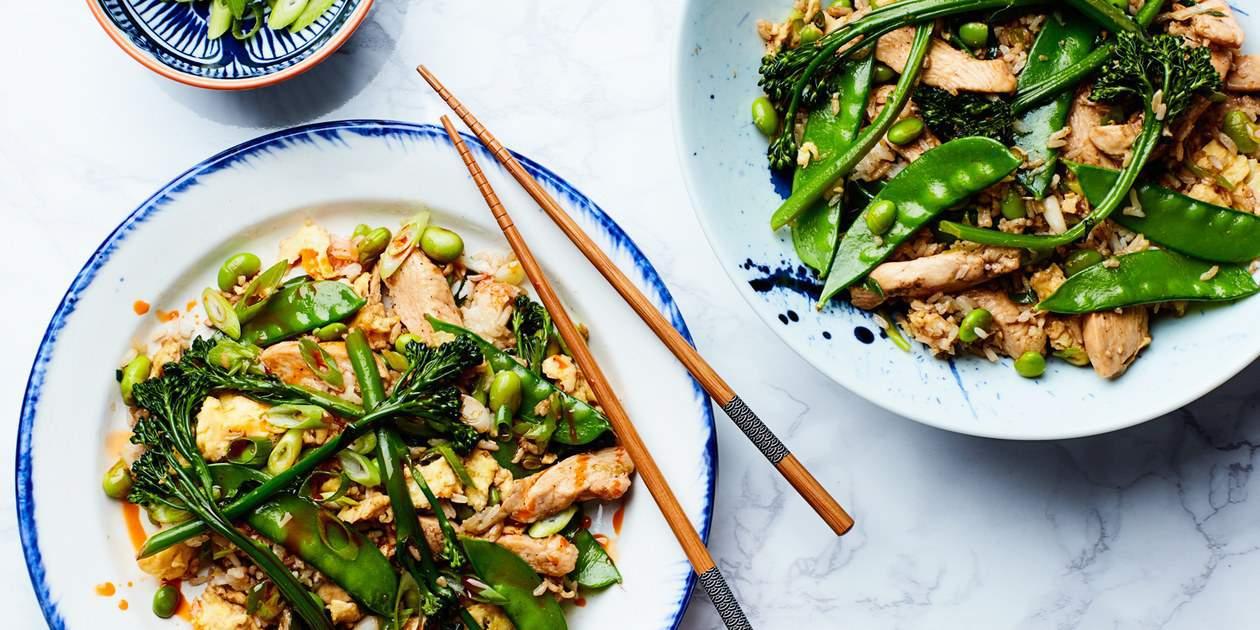أكلات سهلة وسريعة بالدجاج