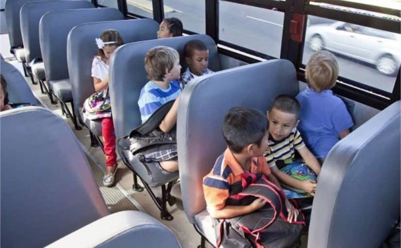 ارشادات عن النقل المدرسي