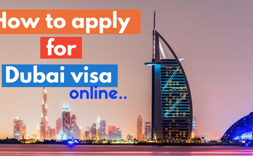 الحصول على تأشيرة دبي أون لاين موسوعة