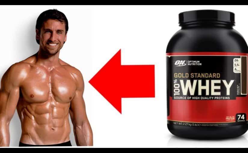 بروتينات للعضلات