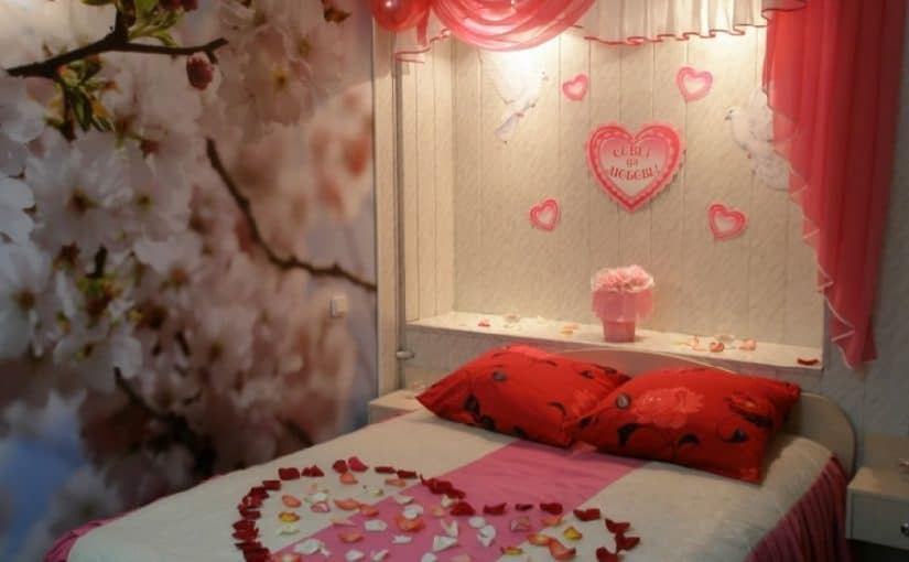 تزيين غرف نوم رومانسية