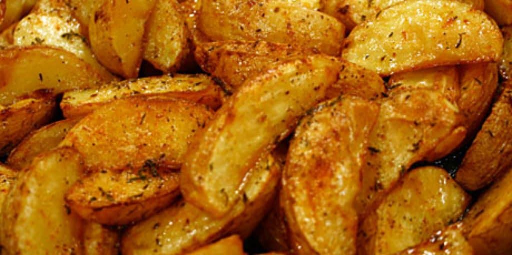 طريقة تزيين البطاطس