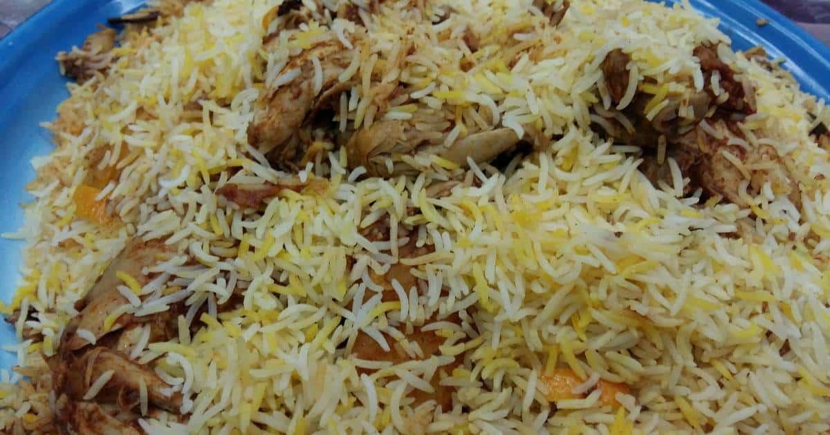 طريقة عمل الرز الكابلي الحجازي
