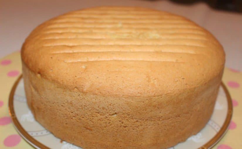 طريقة عمل الكيكة الدسمة