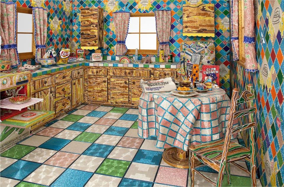 فن تزيين المطبخ