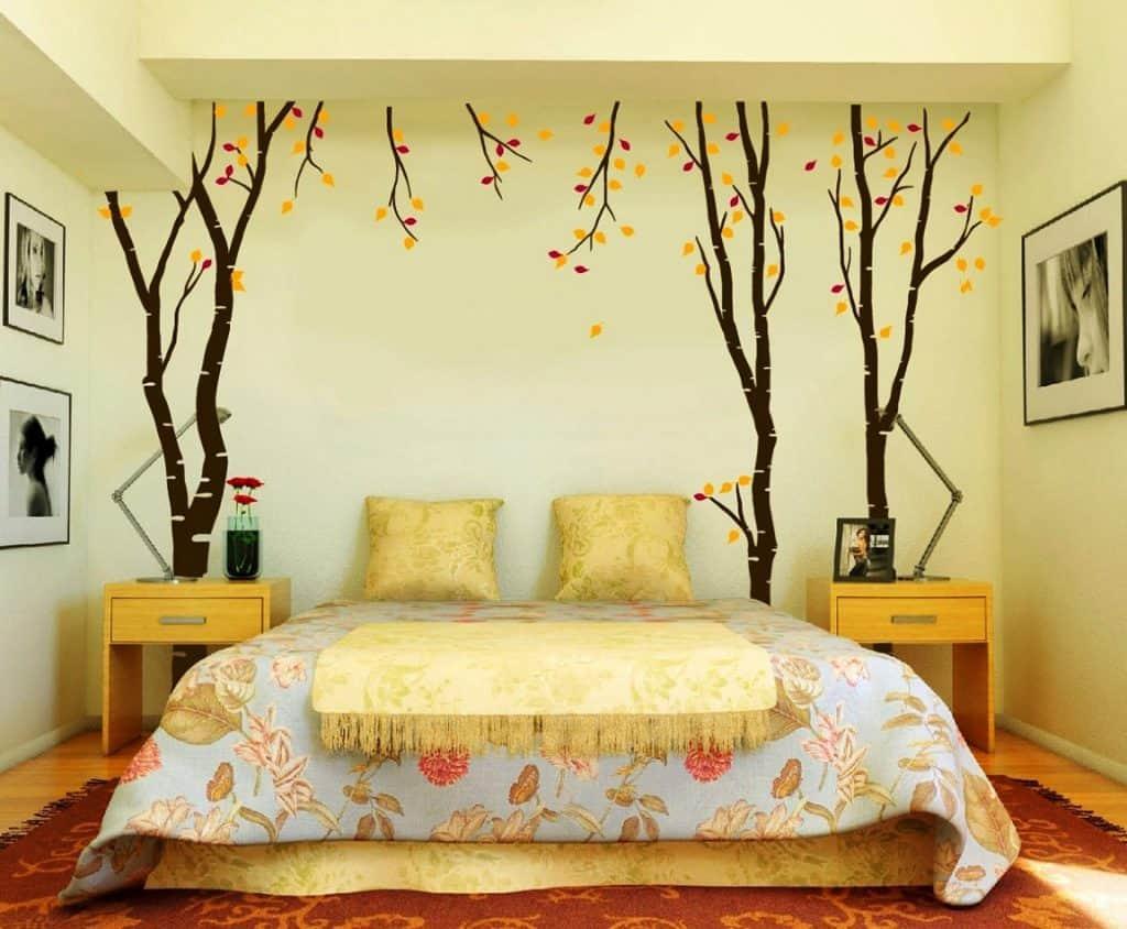 فن تزيين غرفة النوم