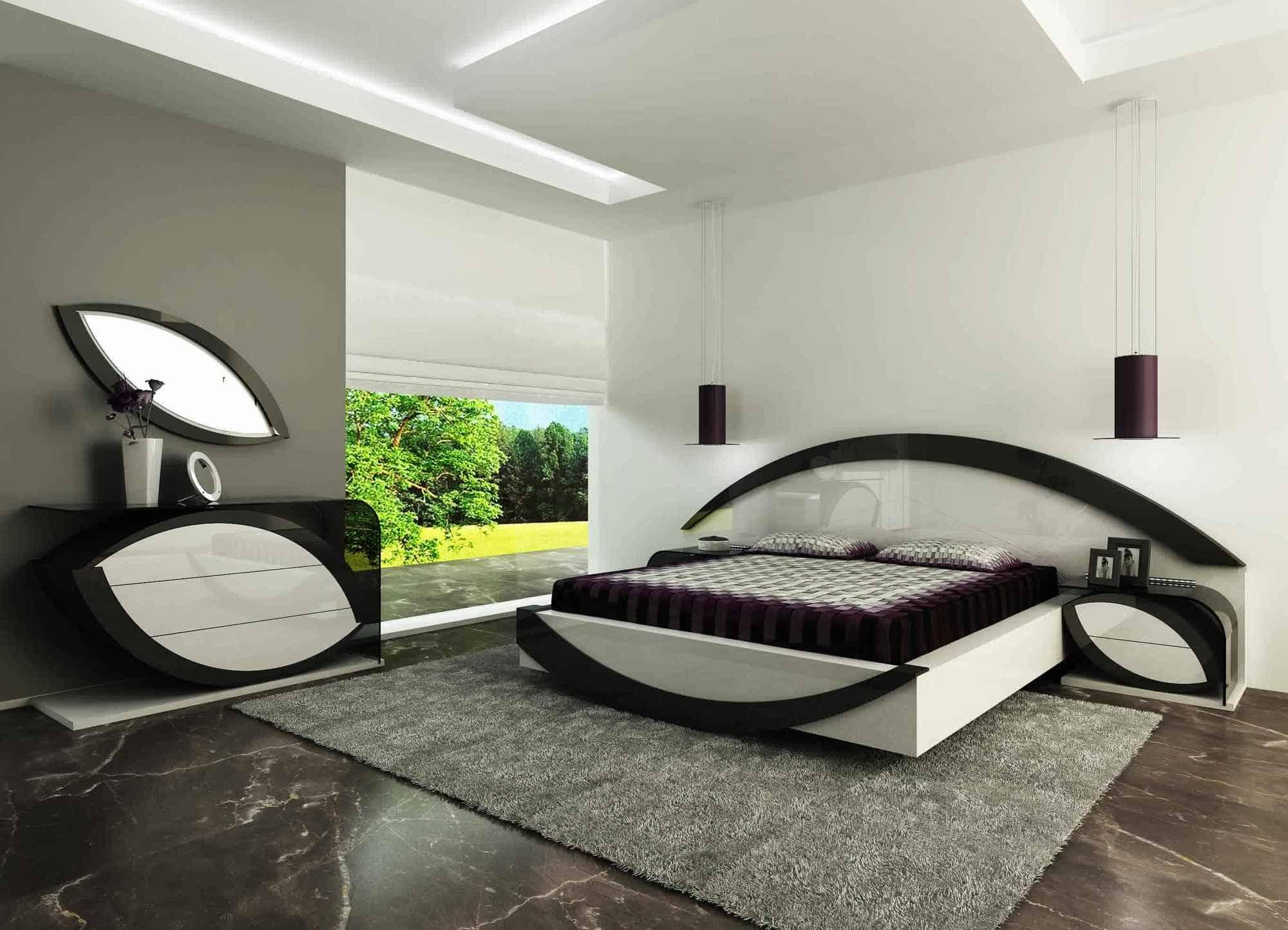 أفكار تزيين حجرة النوم