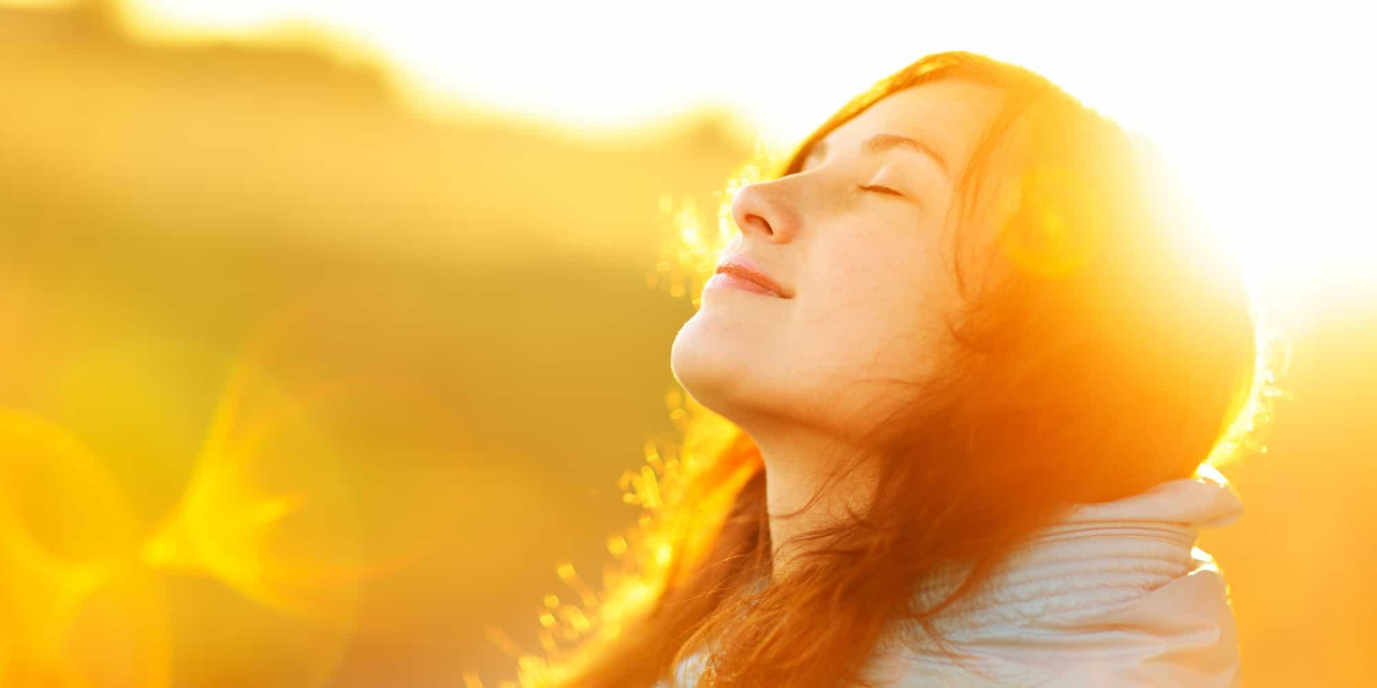 فوائد الشمس