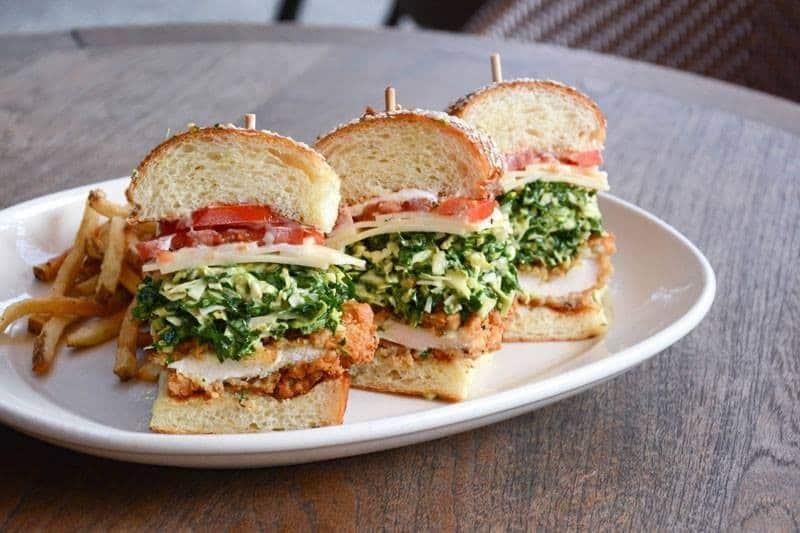 وصفة ساندوتش دجاج منال العالم