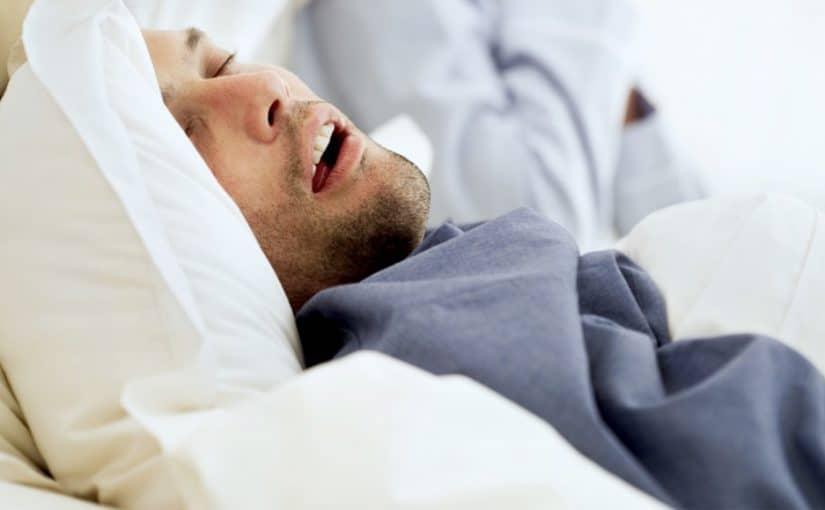 اختناق أثناء النوم اهم الاسباب وطرق العلاج