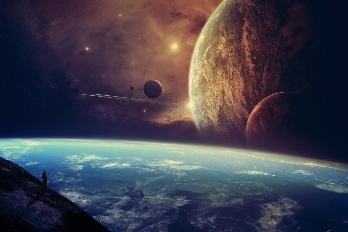 معلومات عن الفضاء