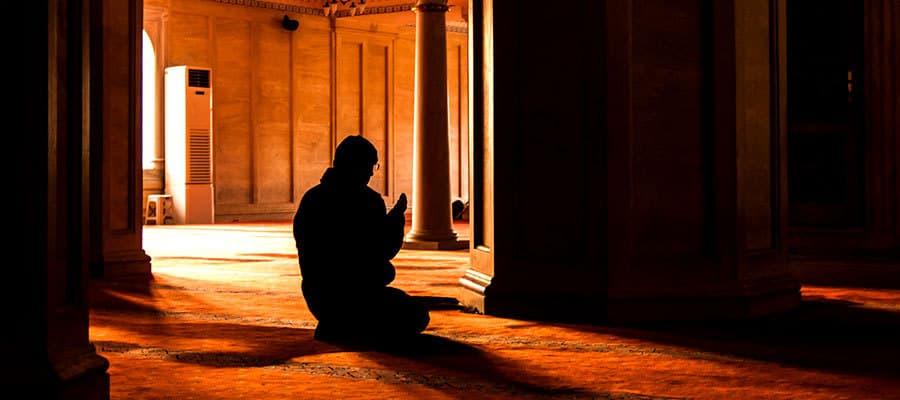 سبب النهجان اثناء الصلاة