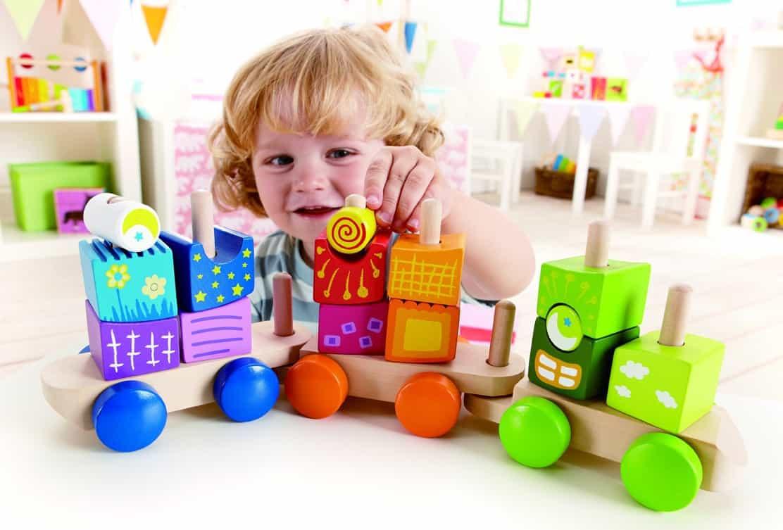 ألعاب أطفال عمر السنة