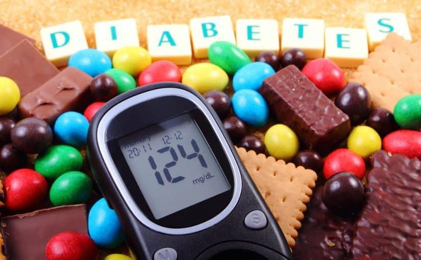 أسباب مرض السكري وانواعه