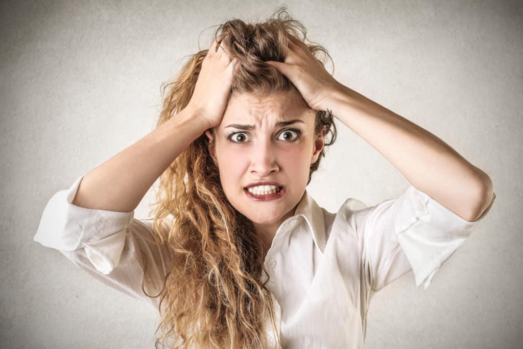 الهستيريا عند النساء