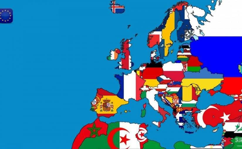 أسماء جميع دول أوروبا وعواصمها موسوعة