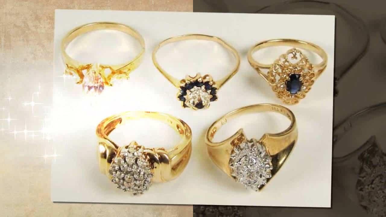سعر خاتم الذهب تبدأ من كام جرام