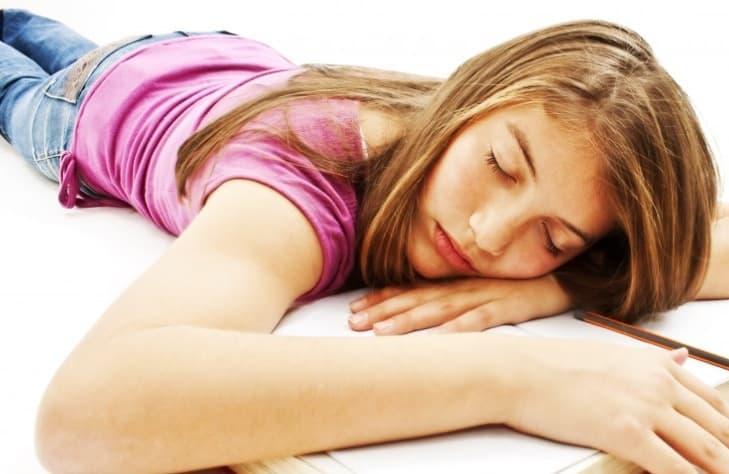 علاج الخمول وكثرة النوم
