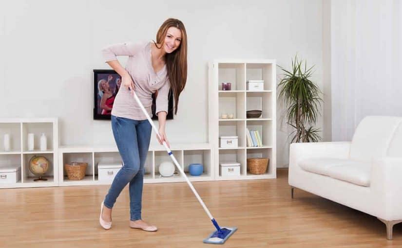 كيفية نظافة المنزل بالصور