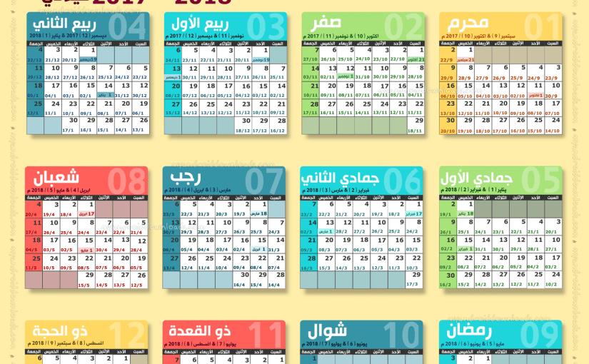 ما هي عدد أيام السنة الهجري والميلادي والصيني والفارسي ...